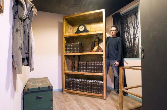 Escape room themes no limits escape room tourism for Escape room design